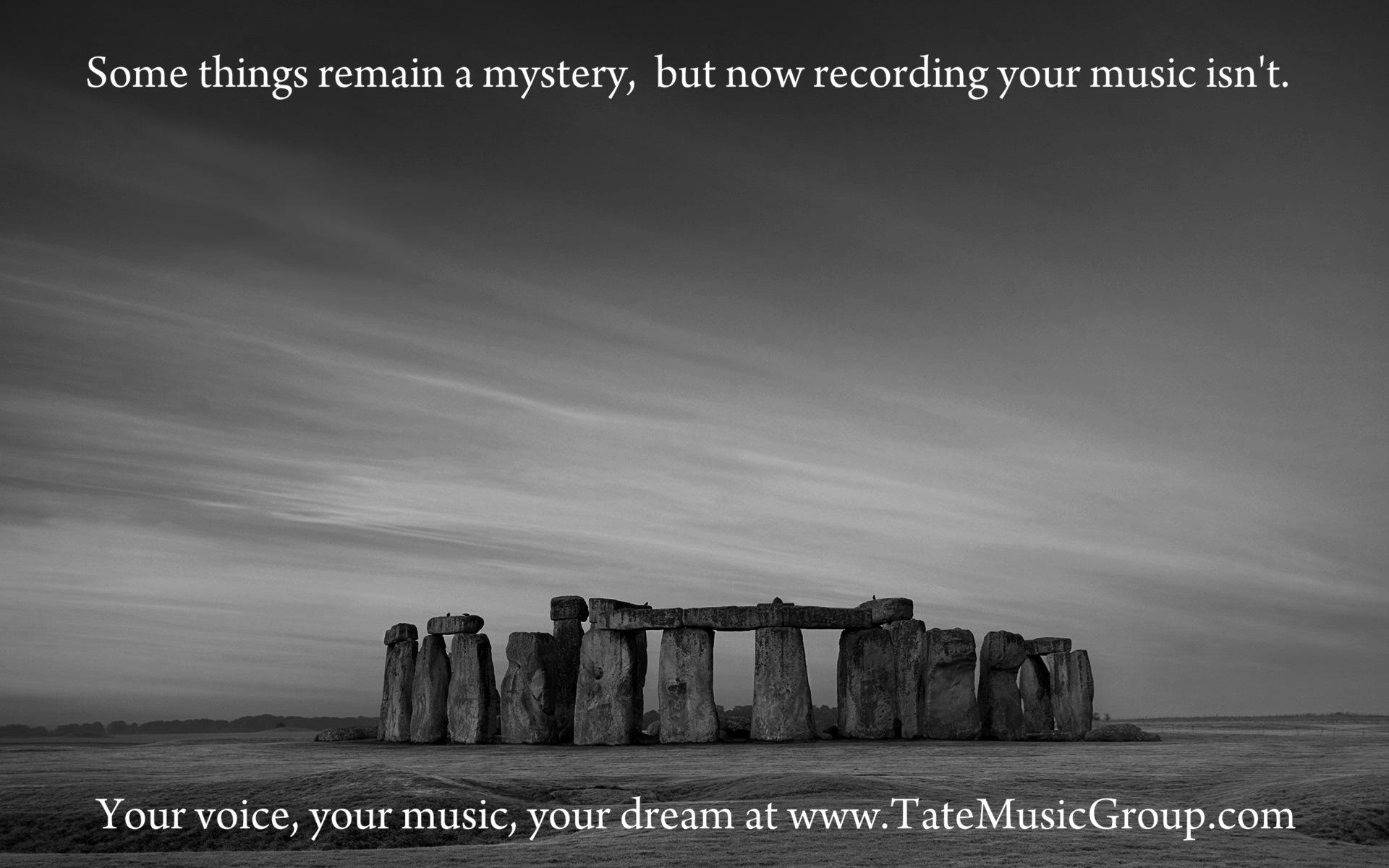tate music